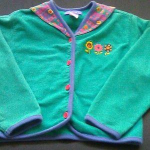 Gymboree girl light jacket sz XX-Large